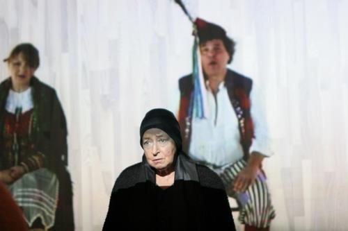 Utwór o matce i ojczyźnie, fot. Beata Ziemowska