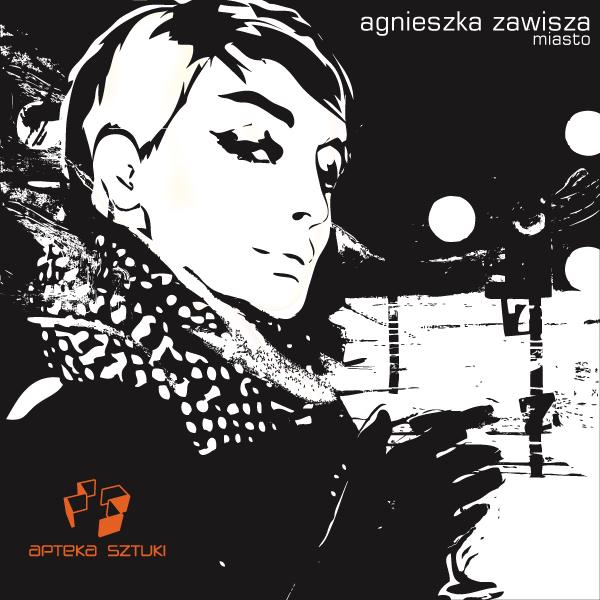 Agnieszka Zawisza Miasto - zaproszenie