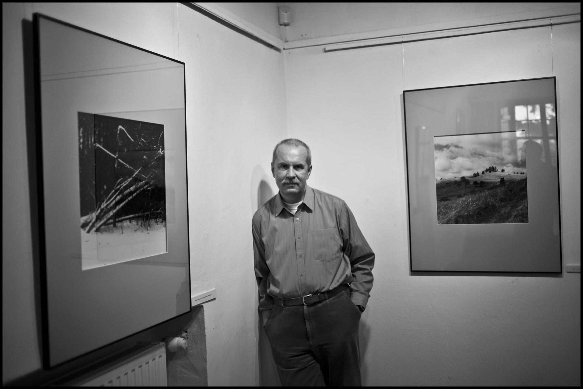 Jerzy Łapiński fot. Edgar de Poray