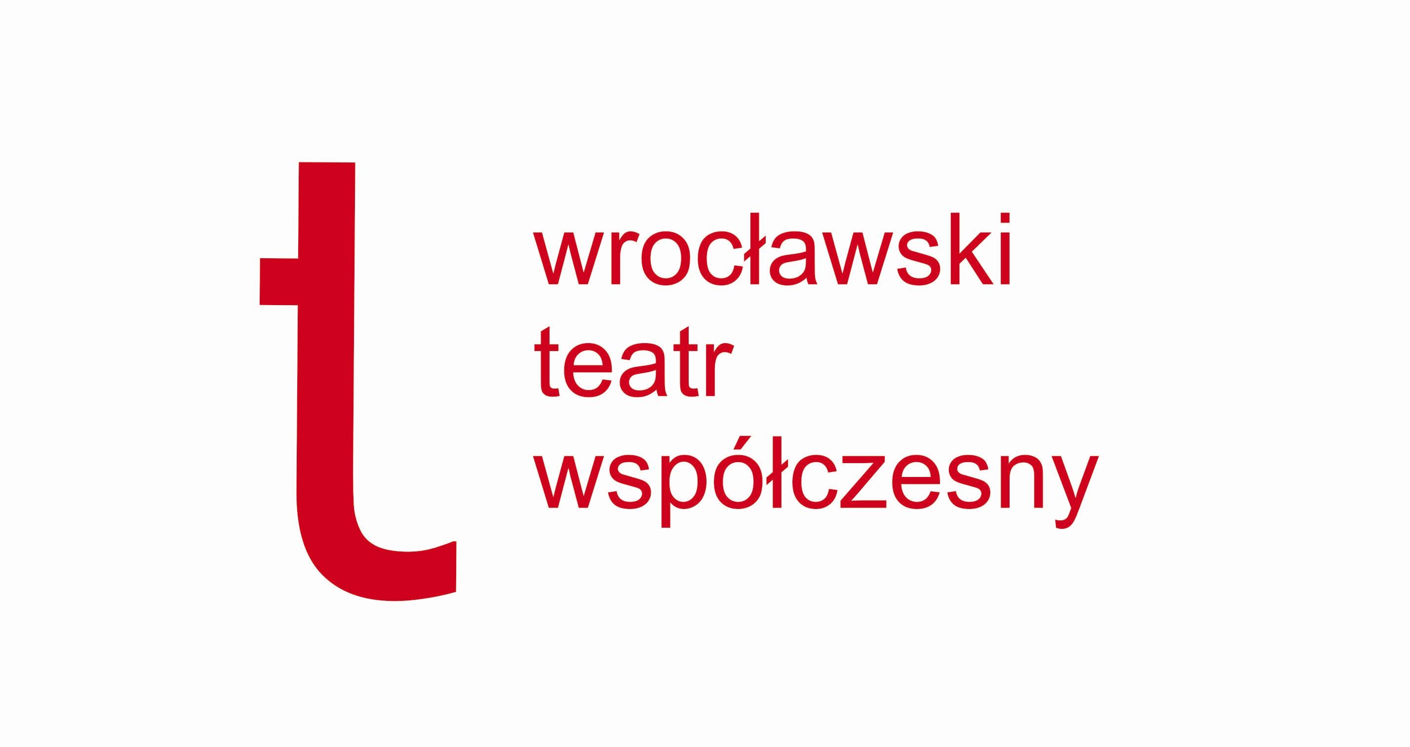 Logo - Wrocławski Teatr Współczesny