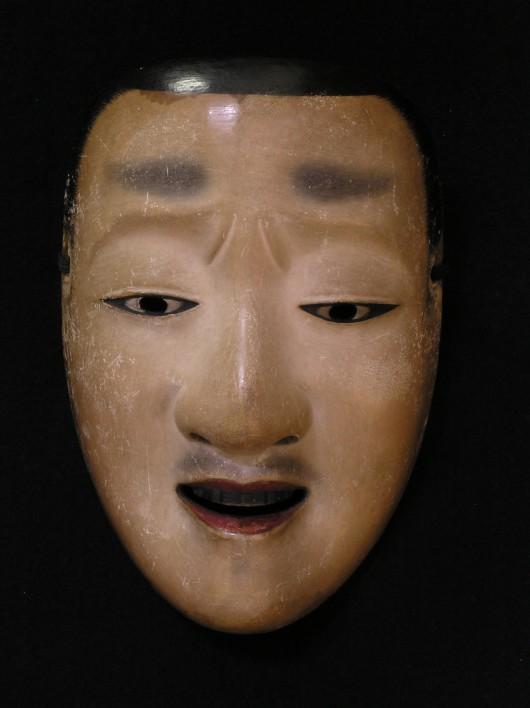 Maska Nō XVI wiek