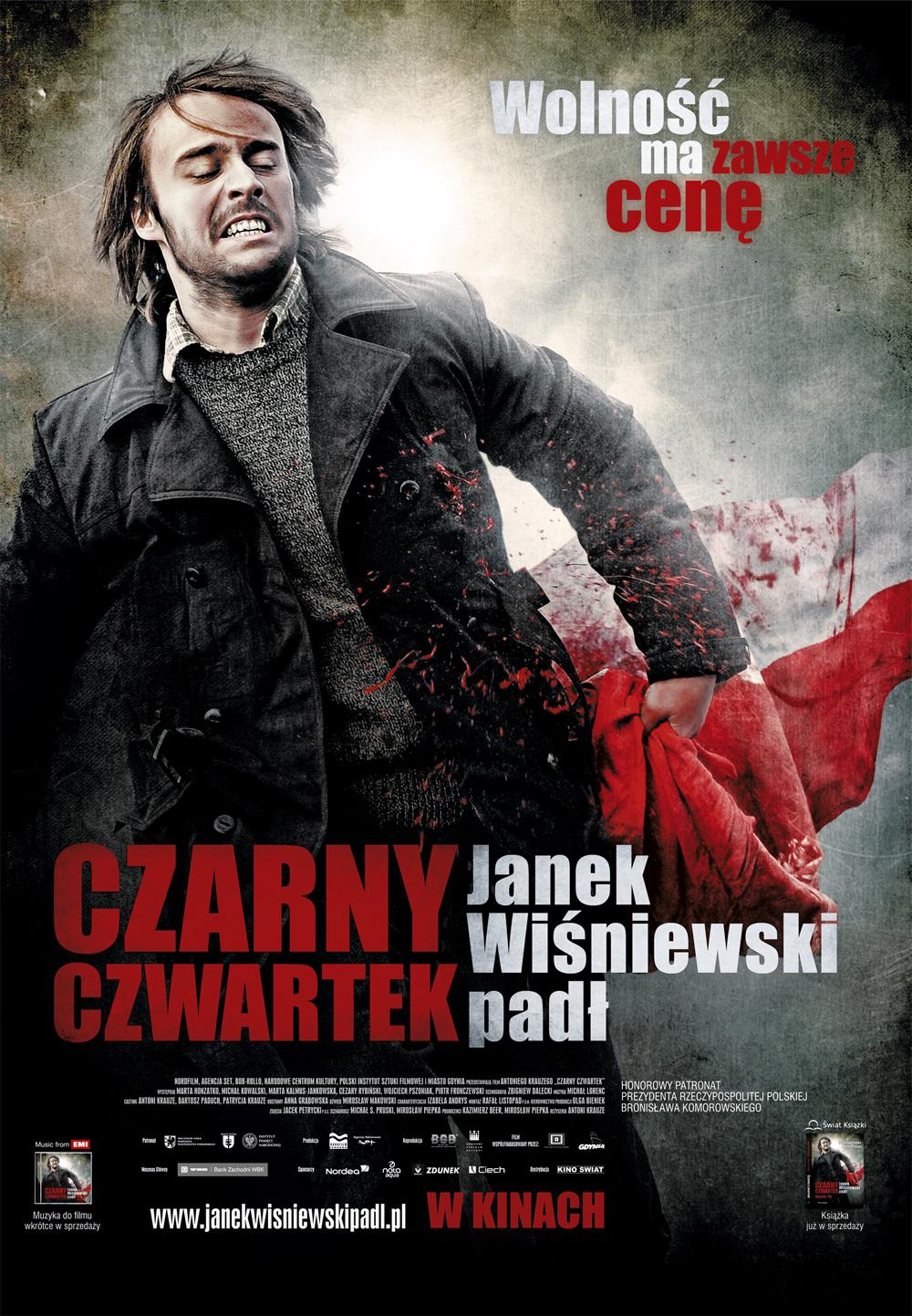 Czarny Czwartek, plakat