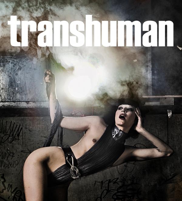 Transhuman - Robert B. Lisek