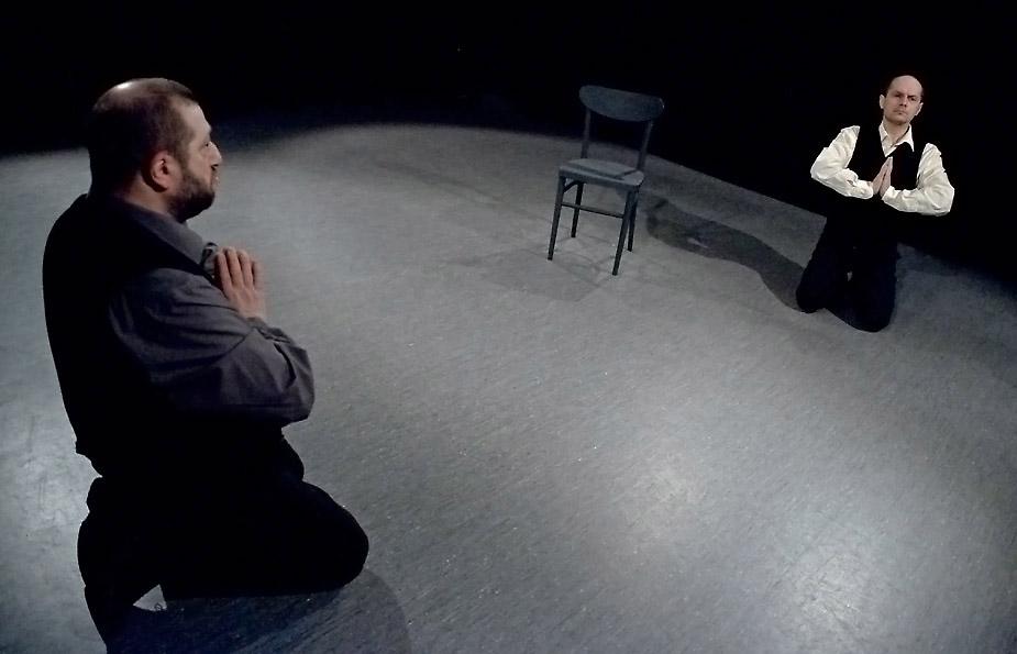 """""""Co pan na to, panie Freud?"""", fot. Adam Bogdan"""