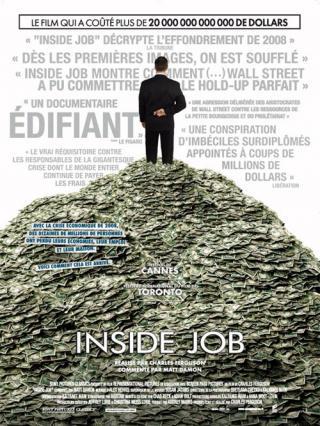 """""""Inside job"""", Charles Ferguson"""