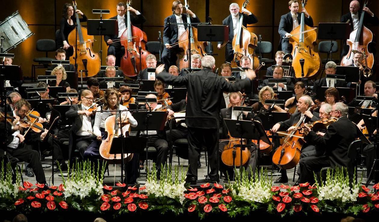 Sinfonia Varsovia (Fot. Mirosław Pietruszyński)