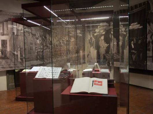 """Wystawa na Wawelu """"Na znak świetnego zwycięstwa"""", fot. historia.org.pl,Wojtek Duch"""