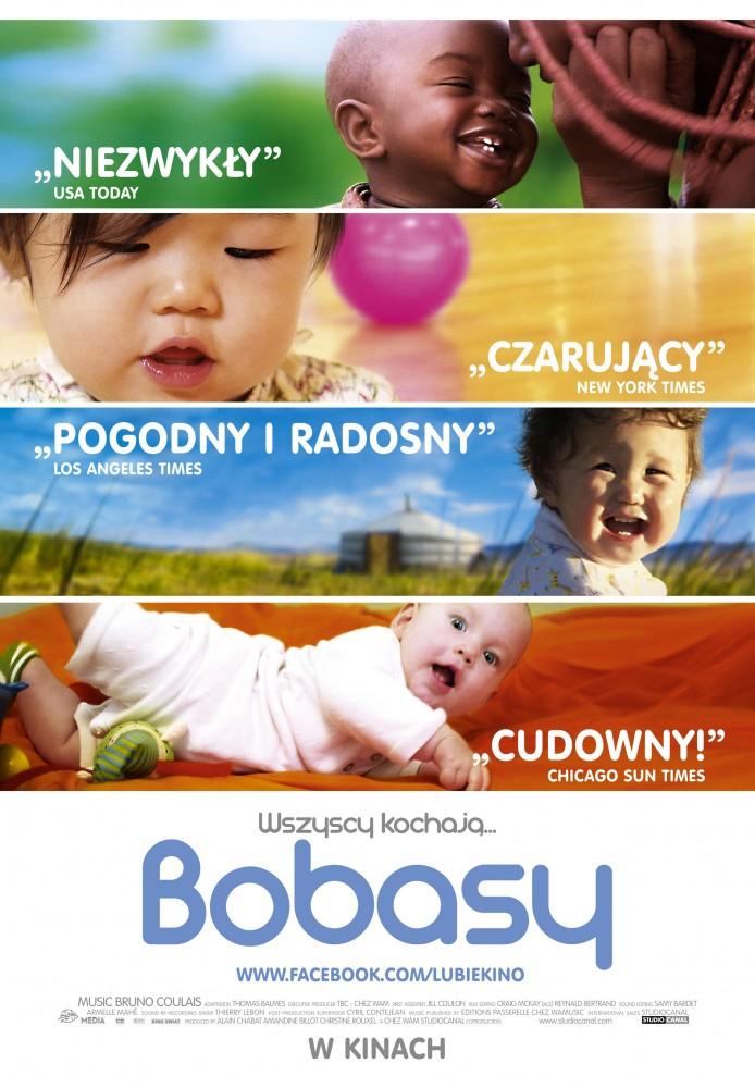 """""""Bobasy"""" (reż. Thomas Balmès)"""