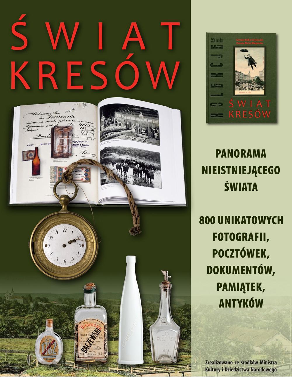 """""""Świat Kresów"""", plakat"""