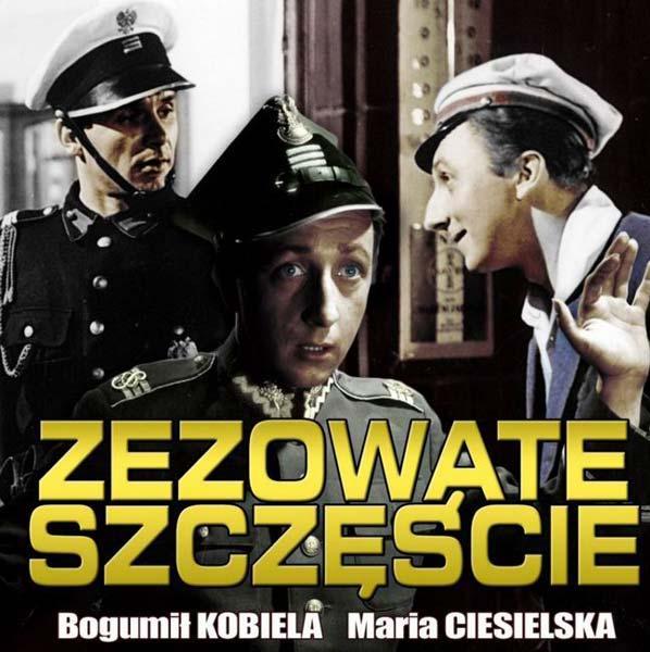 """""""Zezowate Szczęście / Bad Luck"""" (reż Andrzej Munk)"""