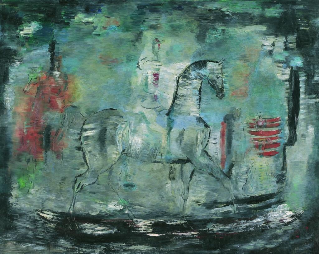 """Eugeniusz Geppert """"Dżokej"""" (1966)"""