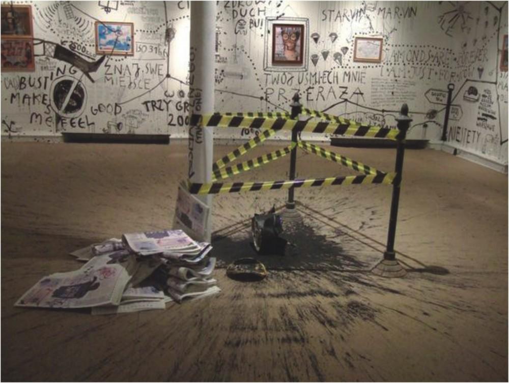 """Maciej Salamon """"Art Error"""""""