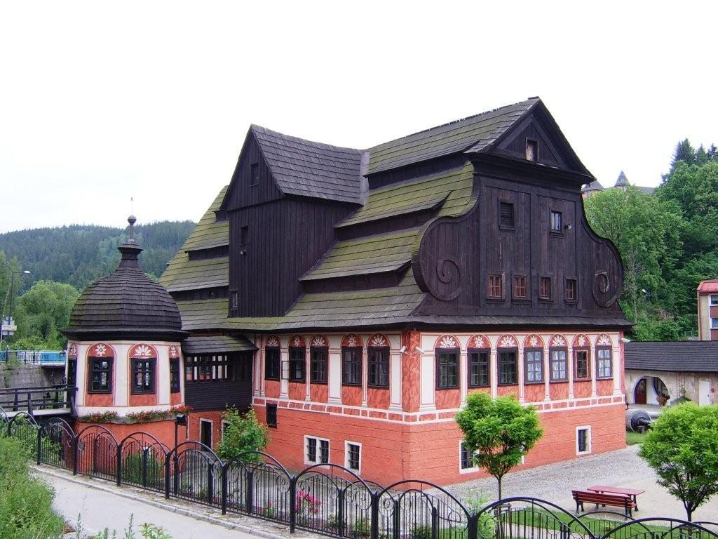 Muzeum Papiernictwa w Dusznikach Zdroju, widok ogólny