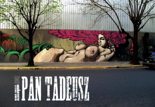 """""""Pan Tadeusz"""", plakat"""