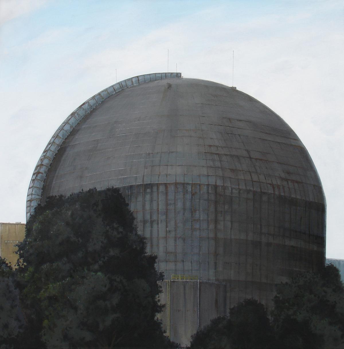 Reactor, 2011, Chris Hernandez