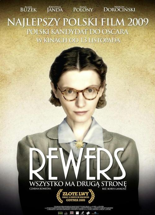 Rewers, plakat filmu