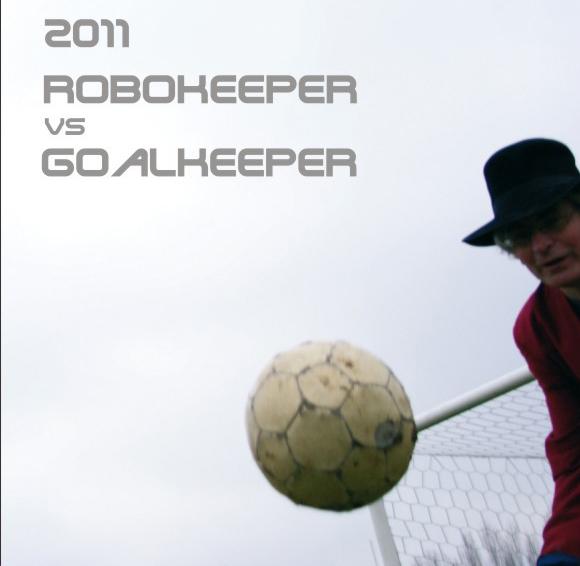 Zdzisław Sosnowski, 2011 Robokeeper vs Goalkeeper