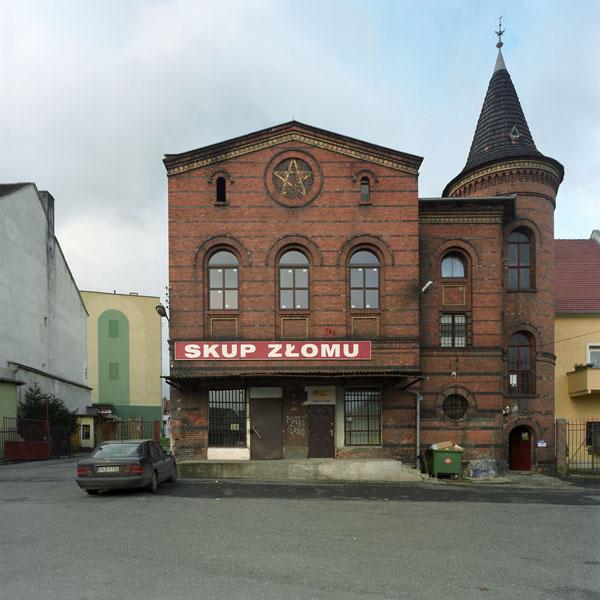 """Fot. Wojciech Wilczyk """"Synagoga"""""""