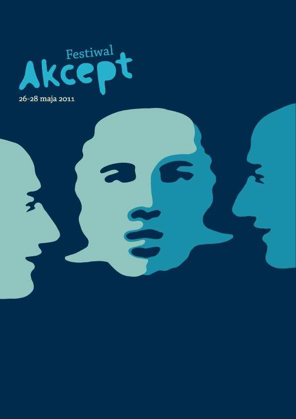 Festiwal Akcept, plakat