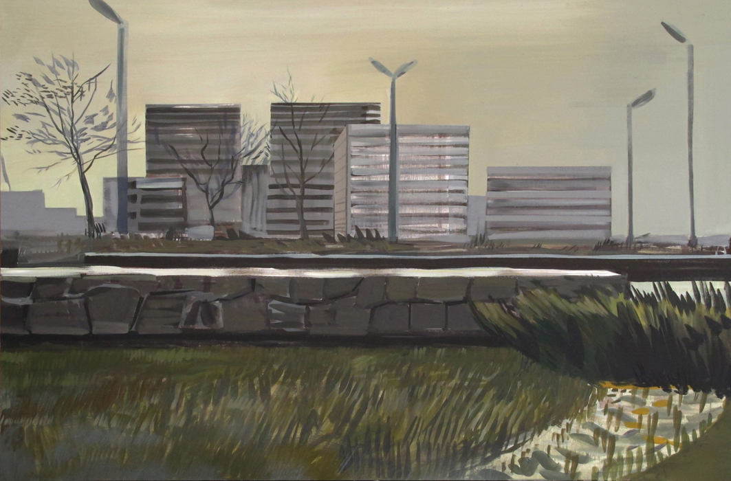 Maria Kiesner, Katowice, 2011, materiały udostępnione przez Galerię Milano