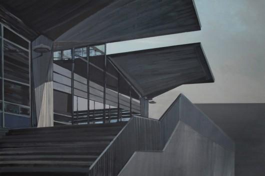 Maria Kiesner, Brutal 2011, materiały udostępnione przez Galerię Milano