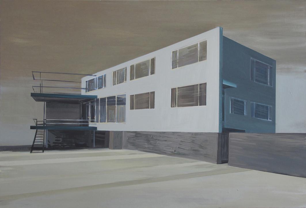 Maria Kiesner, Pawilon Brauera, 2011, materiały udostępnione przez Galerię Milano