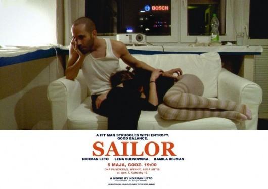 """""""Sailor"""" - reż. Norman Leto, materiał udostępniony przez Fundację Ad Arte"""