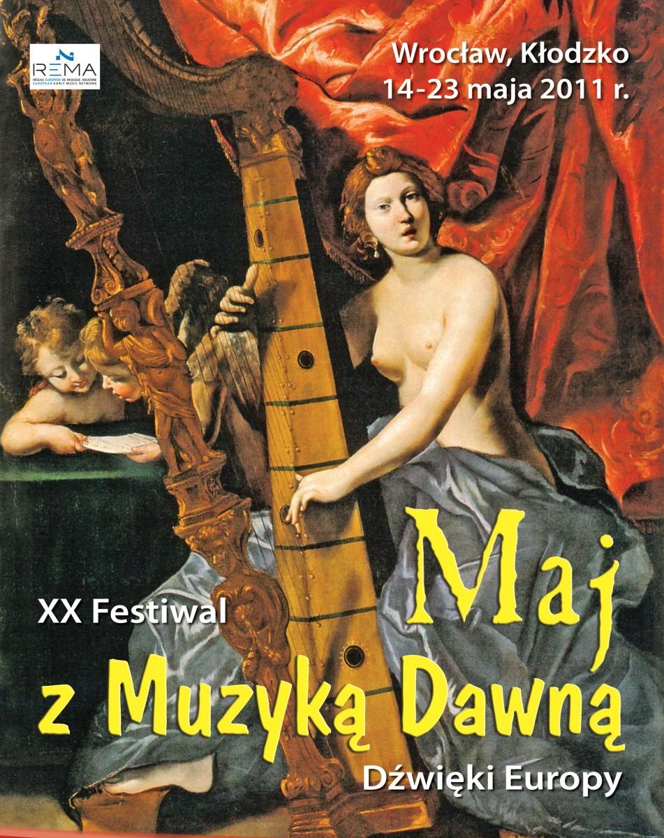 XX Festiwal Maj z Muzyką Dawną