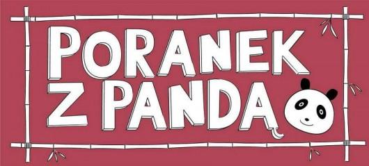 Poranek z pandą