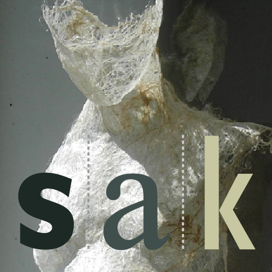 Wystawa Przestrzenie Doroty Sak, zaproszenie udostępnione przez organizatora