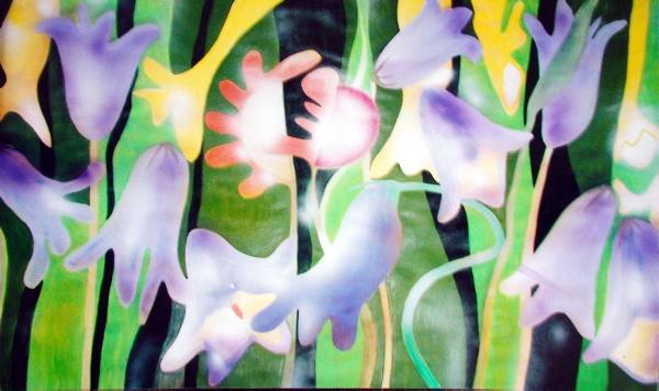 Malarstwo Zofii Bem-Gierdal, materiały udostępnione przez Galerię Schody