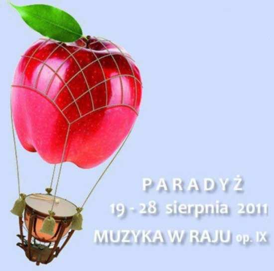IX edycja Festiwalu Muzyka w Raju (zdjęcie pochodzi z materiałów organizatora)
