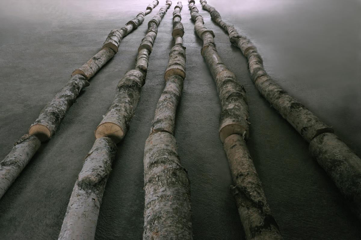 """Jan de Weryha-Wysoczański, """"Chilehaus Five Lines"""" 2011, dzięki uprzejmości artysty"""