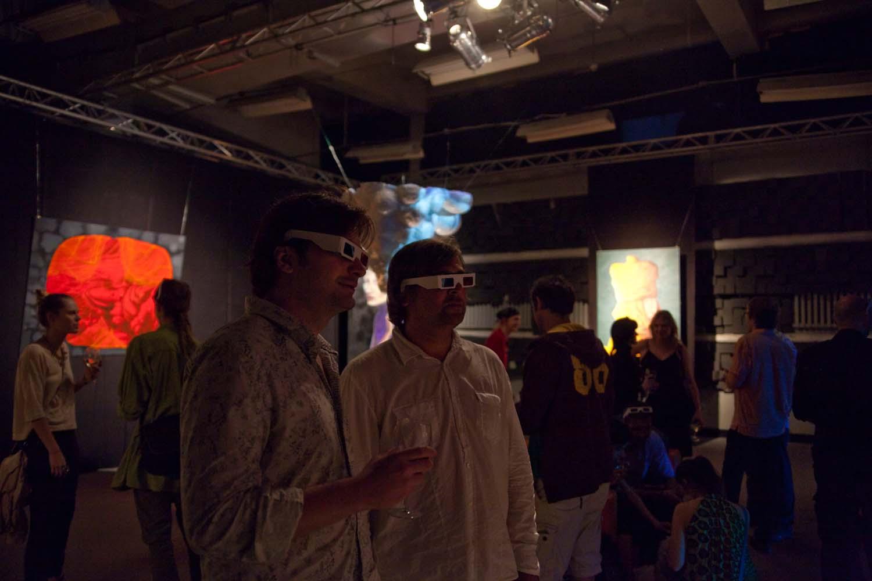 Zdjęcie z wystawy. Materiały udostępnione przez organizatora