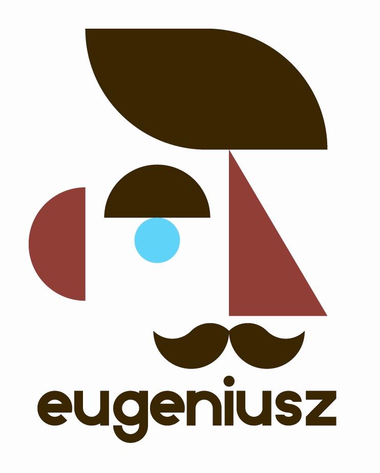 Logo EUgeniusz. Materiały udostępnione przez organizatora