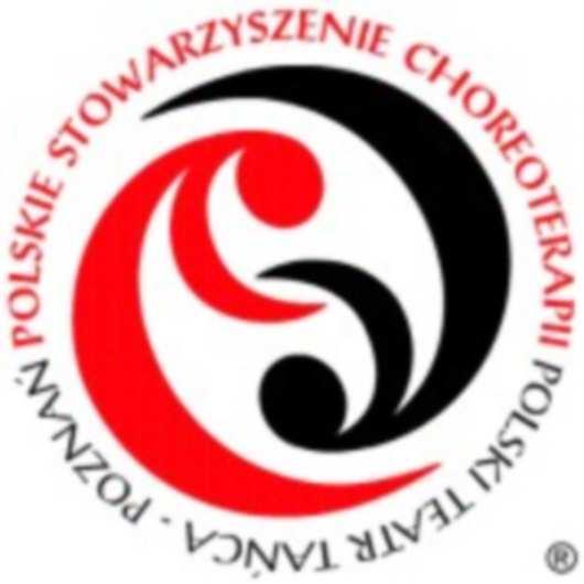 Polskie Stowarzyszenie Choreoterapii, logo (zdjęcie pochodzi z materiałów organizatora)