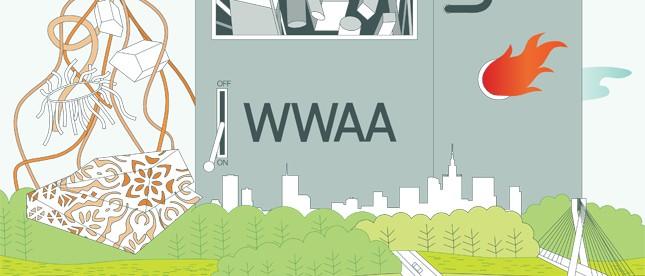 Wykład architektów z WWAA - materiał udostępniony przez organizatora