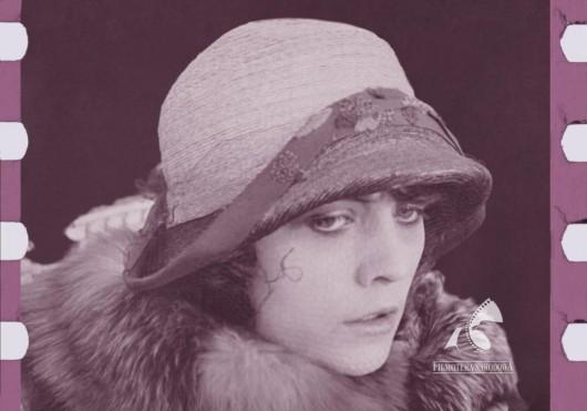 """""""Mania"""" - Pola Negri"""