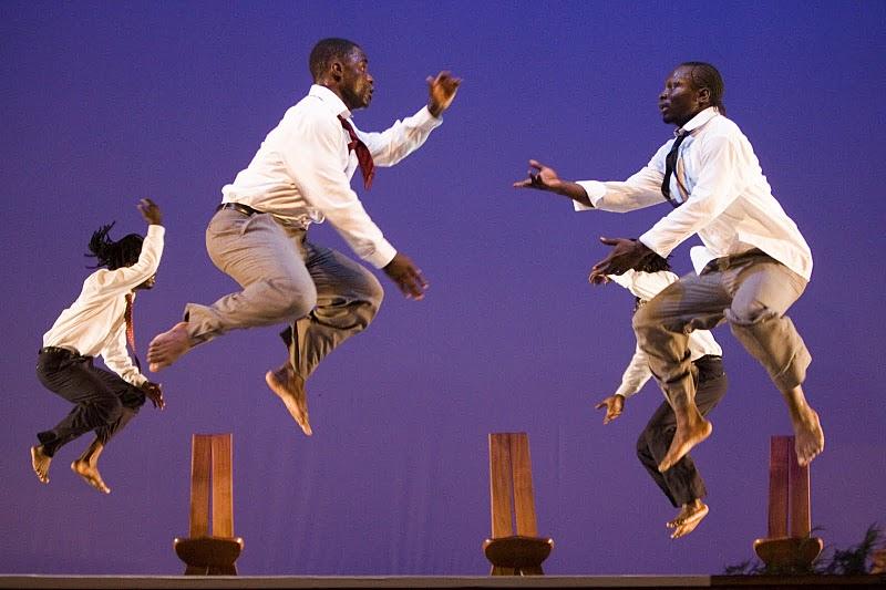 Miedzynarodowy Festiwal Teatrów Tańca - JANT-BI - Senegal