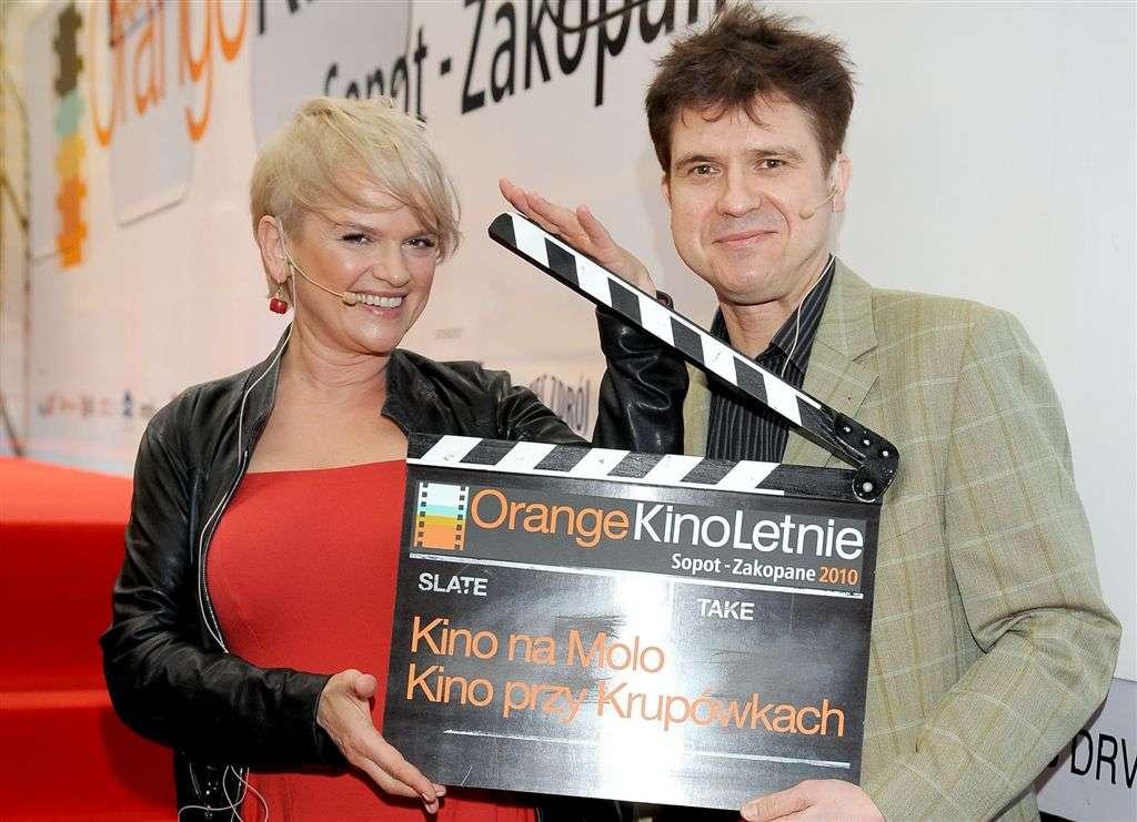 Crzest Wagonu Filmowego Orange Kino Letnie Sopot-Zakopane