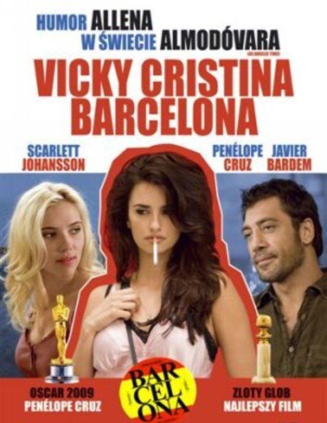 Vicky Cristina Barcelona, plakat