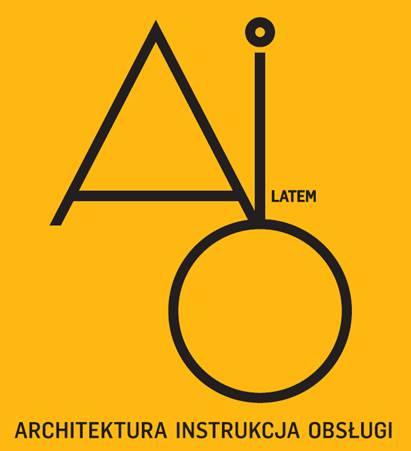 Architektura. Instrukcja obsługi (źródło: materiały prasowe organizatora)