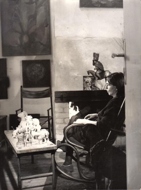 Fotografie Barbary Jonscher – z archiwum Muzeum Lubuskiego w Gorzowie Wielkopolskim