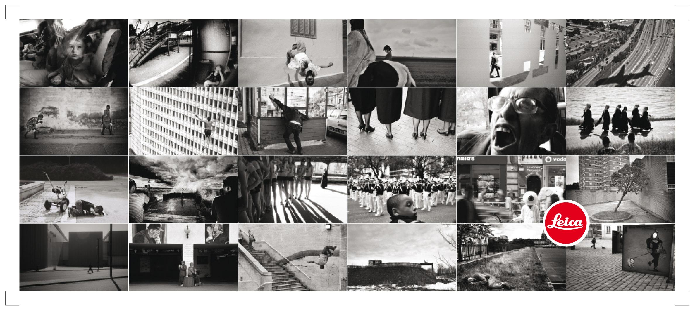 Collage. Materiały udostępnione przez organizatora