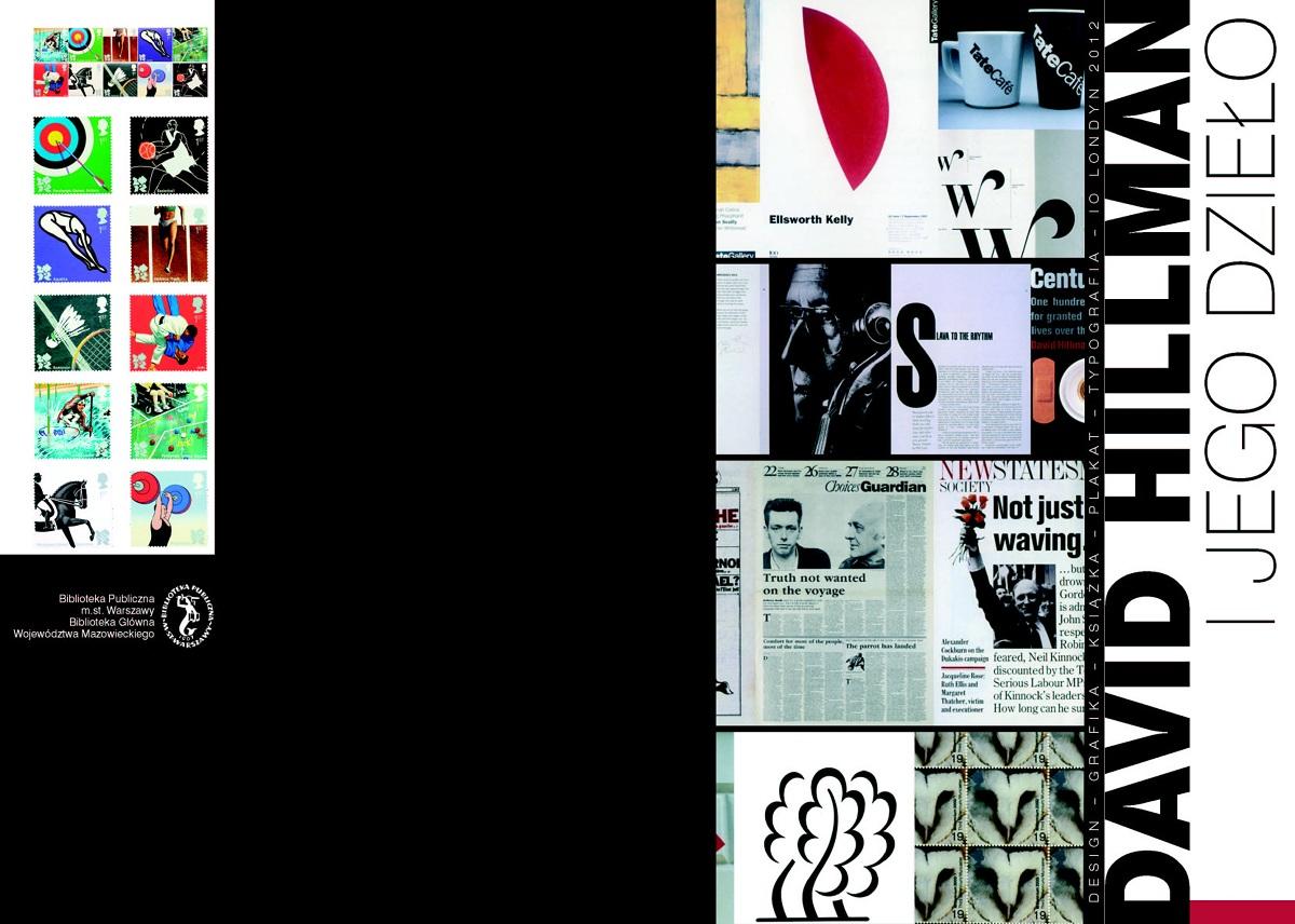 """""""David Hillman i jego dzieło"""" - materiał udostępniony przez organizatora"""