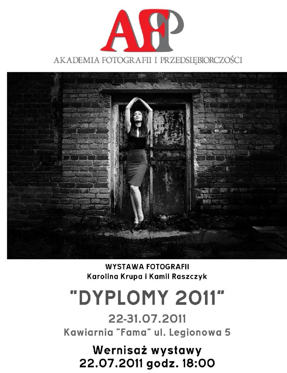 """""""Dyplomy 2011"""" - materiał udostępniony przez organizatora"""