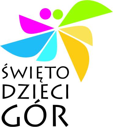 Logo Międzynarodowego Festiwalu Święto Dzieci Gór (z materiałów organizatora)