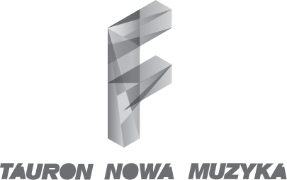 Festiwal Tauron Nowa Muzyka - logo (z materiałów organizatora)