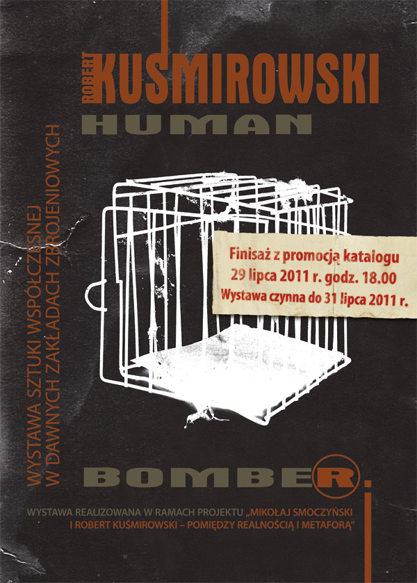 Finisaż wystawy Humanbomber. Materiały udostępnione przez organizatora