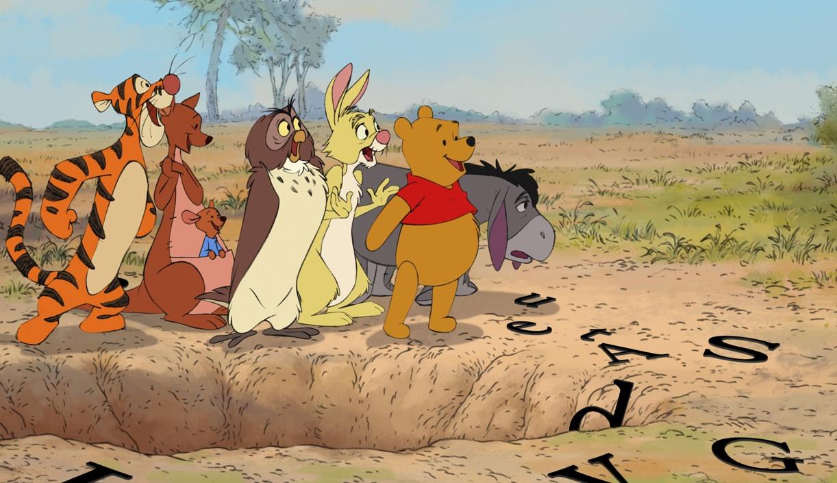 """Kadr z filmu """"Kubuś i przyjaciele"""", fot. Forum Film"""